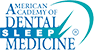 Logo for American Academy of Dental Sleep Medicine